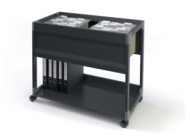 SYSTEM FILE TROLLEY 100 MULTI  (2 Modelle)