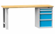 Werkbänke, Montagewerkbänke | Metalsteel | Enprag