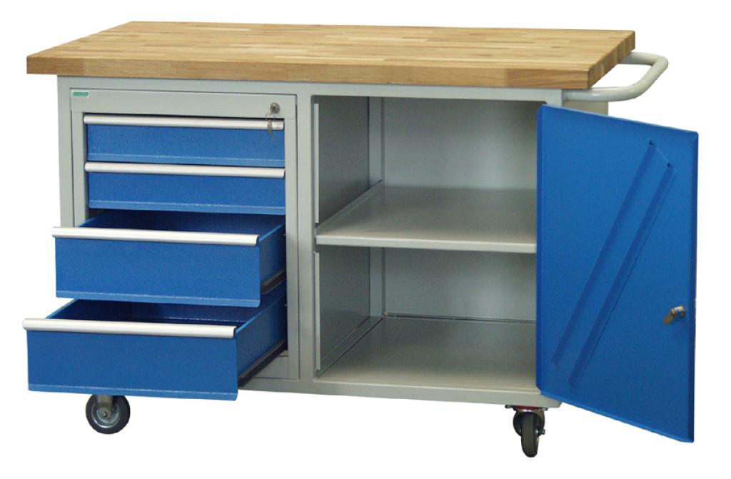 werkb nke mobile u5 metalsteel gmbh. Black Bedroom Furniture Sets. Home Design Ideas