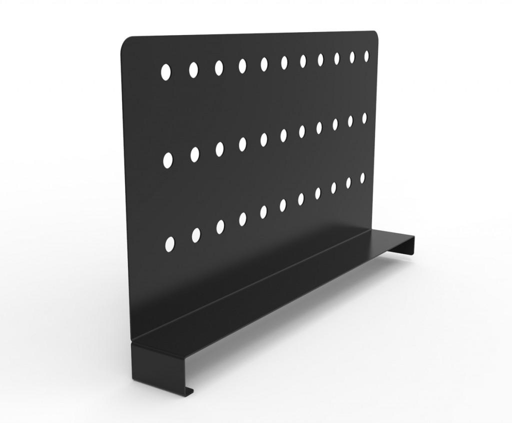fachbodenteiler f r fachb den yetb und yecb 2 st enprag. Black Bedroom Furniture Sets. Home Design Ideas